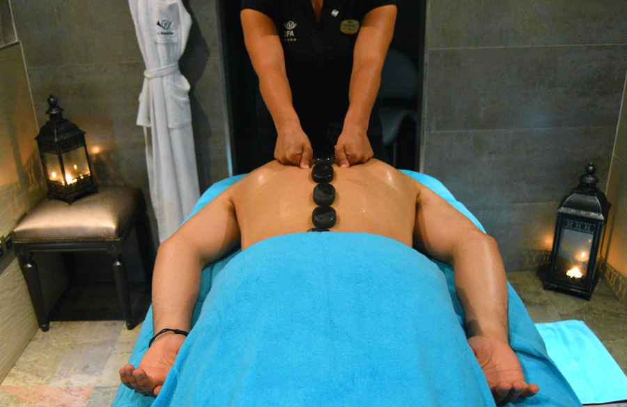 Massages and special therapies
