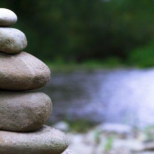 piedras masaje