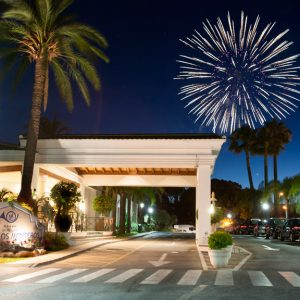 New Years Eve at Los Monteros