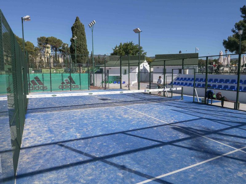 Hotel Los Monteros - Racket Club